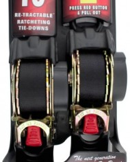 Erickson-34415-Pro-Series-Black-Retractable-Ratcheting-Tie-Down-Strap-Pack-of-2-1-x-10-0-0