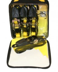 Everest-S41103-Yellow-1-x-10-Ratchet-Tie-Down-Strap-with-S-Hook-Pack-of-4-0