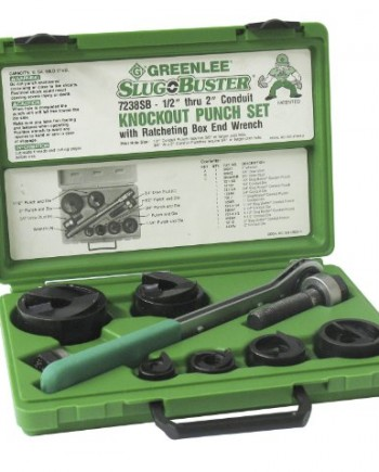 Greenlee-7238SB-Slug-Buster-Knockout-Kit-With-Ratchet-Wrench-0