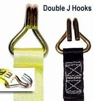 Keeper-04622-Heavy-Duty-27-x-2-Ratcheting-Tie-Down-10000-lbs-Rated-Capacity-with-Double-J-Hooks-0-0