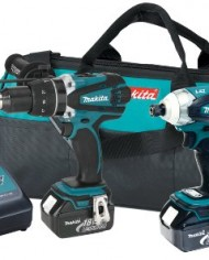 Makita-LXT238X1-18V-LXT-Lithium-Ion-Hybrid-Cordless-Combo-Kit-2-Piece-0