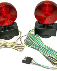 12v-Volt-Magnetic-Towing-Trailer-Light-Tail-Light-Haul-Kit-Complete-Set-Auto-Boat-RV-Trailer-etc-0-0