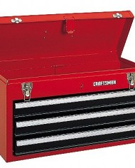 Craftsman-3-Drawer-Metal-Portable-Chest-Toolbox-Red-0