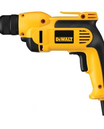 DEWALT-DWD112-80-Amp-38-Inch-VSR-Pistol-Grip-Drill-with-Keyless-All-Metal-Chuck-0