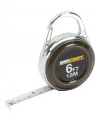 Maxcraft-60404-6-Feet-Mini-Clip-On-Tape-Measure-0-0
