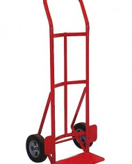 Milwaukee-Hand-Trucks-40291-Flow-Back-Handle-Truck-with-8-Inch-Puncture-Proof-Tires-0