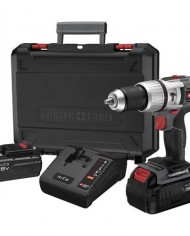 PORTER-CABLE-PC180CHDK-2-12-Inch-18-Volt-NiCD-Compact-Hammer-Drill-Kit-0-0