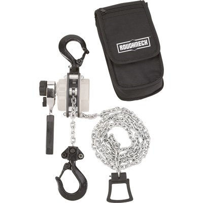 Roughneck-Manual-Lever-Chain-Hoist-12-Ton-Capacity-12in-Head-Room-Misc-0