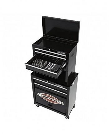 Craftsman-5-drawer-Homeowner-Tool-Center-with-58-pc-Craftsman-Tool-Set-0