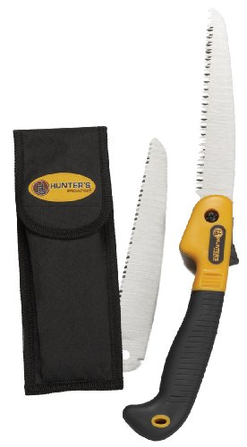 Hunters-Specialties-Folding-Saw-with-Pouch-0
