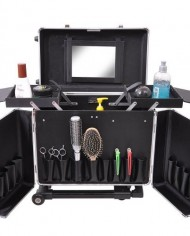 Professional-Hair-Stylist-Aluminum-Rolling-Tool-Box-Makeup-Artist-Salon-Train-Case-0