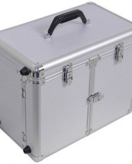 Professional-Hair-Stylist-Aluminum-Rolling-Tool-Box-Makeup-Artist-Salon-Train-Case-0-2