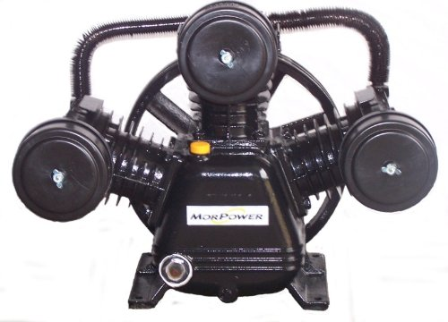 34-CFM-Cast-Iron-Air-Compressor-Pump-Three-Head-Single-Stage-0