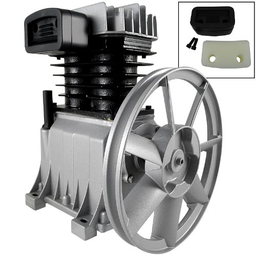 3HP-Air-Compressor-Pump-145-PSI-122-CFM-Aluminum-Pump-Universal-Replacement-New-0