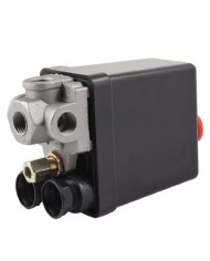 Air-Compressor-Pump-Pressure-Switch-Control-Valve-175PSI-20Amp-4-Ports-0