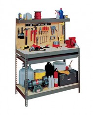 Edsal-MRWB-4-Gray-Heavy-Duty-Steel-Workbench-with-Single-Drawer-48-Width-x-60-Height-x-24-Depth-0-0