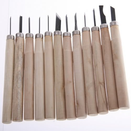12pcs-Mini-Wood-Carving-Hand-Chisels-Tools-Kit-for-Carpenters-Wood-Turners-0