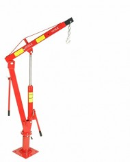 2000-LBS-1-Ton-Swivel-Base-Hydraulic-Engine-Hoist-Foldable-Davit-Crane-fits-Pickup-Truck-with-Removable-Base-0-5