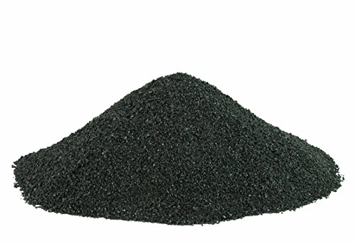 BLACK-BEAUTY-Abrasives-Blast-Media-Medium-Abrasive-1240-Mesh-Size-for-use-in-Sandblast-Cabinet-10-LBS-0