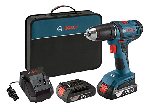 Bosch-DDB181-02-18-Volt-Lithium-Ion-12-Inch-Compact-Tough-DrillDriver-Kit-with-2-Batteries-Charger-and-Contractor-Bag-0