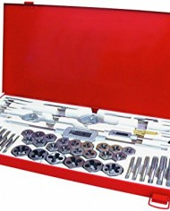 Century-Drill-Tool-98957-Metric-Tap-and-Die-Set-58-Piece-0-0