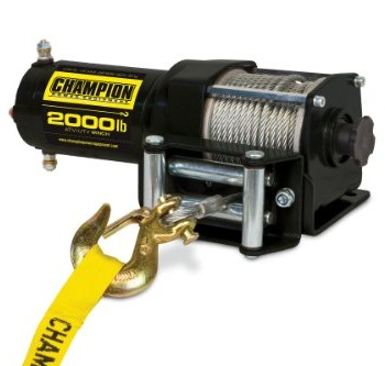Champion-Power-Equipment-12003-Power-Winch-Kit-2000-lb-Capacity-0