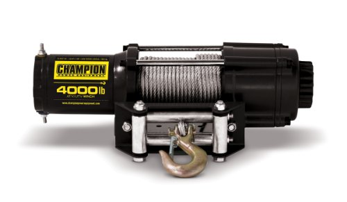 Champion-Power-Equipment-14001-Power-Winch-Kit-4000-lb-Capacity-0