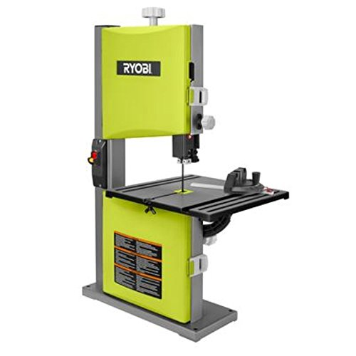 Factory-Reconditioned-Ryobi-ZRBS904G-25-Amp-9-in-Portable-Band-Saw-Green-0