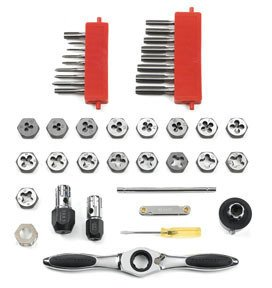 GearWrench-Tap-and-Die-Drive-Tool-Set-40-Pc-Metric-Set-Model-KDS3886-0