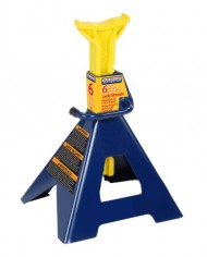 Hein-Werner-HW93506-BlueYellow-Jack-Stands-6-Ton-Capacity-Set-of-2-0-0