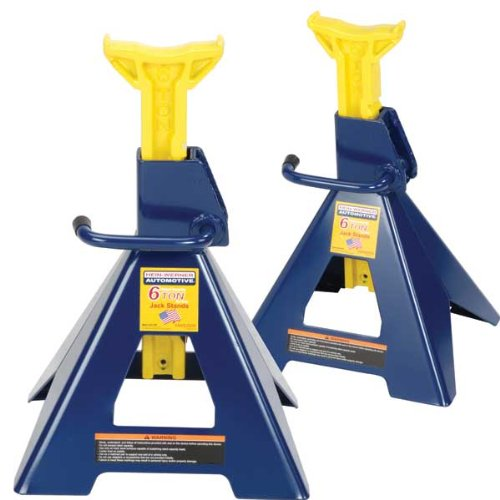 Hein-Werner-HW93506-BlueYellow-Jack-Stands-6-Ton-Capacity-Set-of-2-0