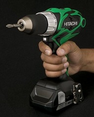 Hitachi-DS18DSAL-18-Volt-12-Inch-Lithium-Ion-Cordless-DrillDriver-Includes-2-Batteries-Flashlight-0-2