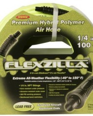 Legacy-HFZ14100YW2-Flexzilla-14-X-100-Zilla-Green-Air-Hose-with-14-MNPT-end-0