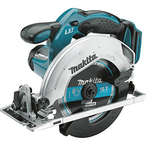 Makita-XSS02Z-18V-LXT-Lithium-Ion-Cordless-Circular-Saw-6-12-Inch-0