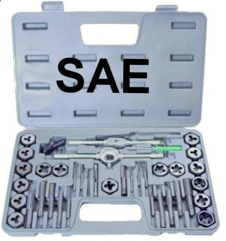 NEW-40-piece-TAP-AND-DIE-SET-STANDARD-SAE-Kit-w-Case-0