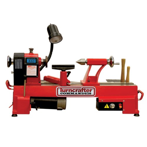 PSI-Woodworking-TCLC10VS-Commander-10-Inch-Variable-Speed-Midi-Lathe-0