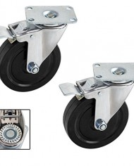 Pair-Heavy-Duty-5-in-Swivel-Casters-with-Double-Lock-Brake-600-LB-for-the-Set-of-Two-0