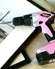 Pink-Power-PP182-18V-Cordless-Drill-Kit-for-Women-with-2-Batteries-Case-Charger-and-Bit-Set-0-0