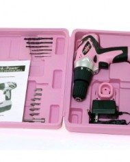 Pink-Power-PP182-18V-Cordless-Drill-Kit-for-Women-with-2-Batteries-Case-Charger-and-Bit-Set-0-3
