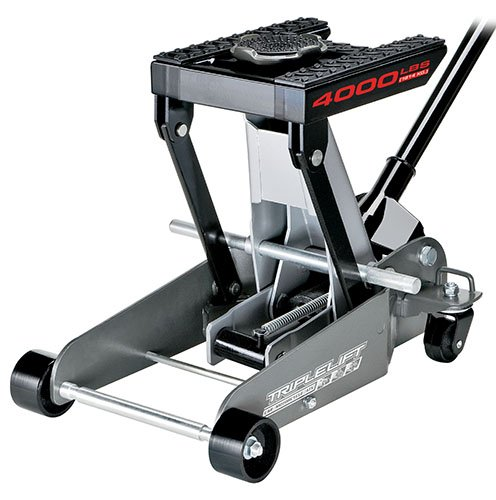 Powerbuilt-620422E-Heavy-Duty-4000-lb-Triple-Lift-Jack-0