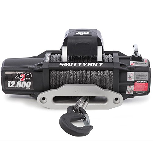 Smittybilt-98512-X2O-Waterproof-Synthetic-Rope-Winch-12000-lb-Load-Capacity-0