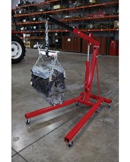 Strongway-Hydraulic-Engine-Hoist-with-Load-Leveler-2-Ton-Capacity-1in-82-58in-Lift-Range-0-4