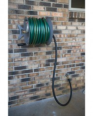 Strongway-Parallel-or-Perpendicular-Wall-Mount-Garden-Hose-Reel-Holds-150ft-x-58in-Hose-0-5