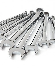 TEKTON-90186-Polished-Combination-Wrench-Set-InchMetric-14-Inch-78-Inch-8-mm-19-mm-22-Piece-0-0