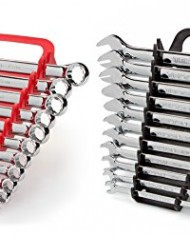 TEKTON-90186-Polished-Combination-Wrench-Set-InchMetric-14-Inch-78-Inch-8-mm-19-mm-22-Piece-0