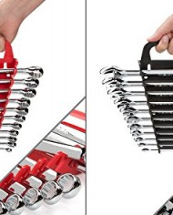 TEKTON-90186-Polished-Combination-Wrench-Set-InchMetric-14-Inch-78-Inch-8-mm-19-mm-22-Piece-0-6