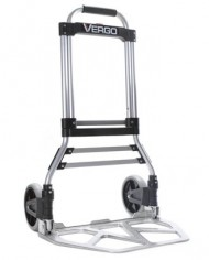 Vergo-S300BT-Model-Industrial-Folding-Hand-Truck-Dolly-275-lb-Capacity-Silver-0-2