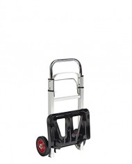 VonHaus-Folding-Hand-TruckDolly-with-200lb-Loading-Capacity-Telescopic-Handle-Aluminum-Frame-0-1