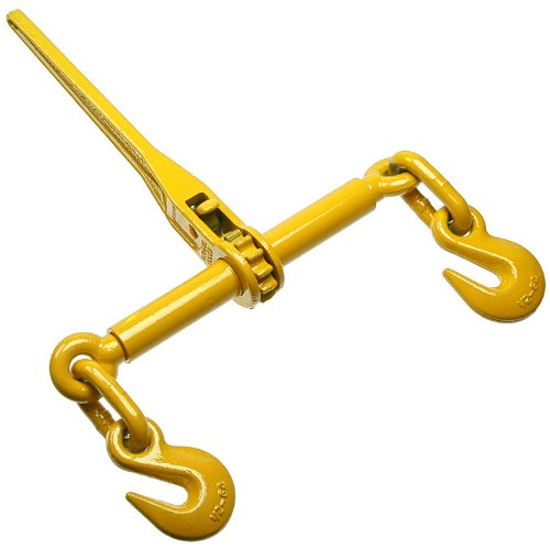 XtremepowerUS-5400lbs-Working-Load-Limit-Ratchet-Load-Binder-for-516-38-Chain-0
