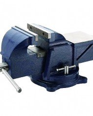 XtremepowerUS-6-Heavy-Duty-Bench-Vise-Clamp-Tabletop-Swivel-Locking-Steel-Base-0
